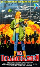 Nowhere to Hide - German VHS movie cover (xs thumbnail)