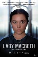 Lady Macbeth - Spanish Movie Poster (xs thumbnail)