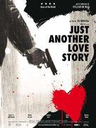 Kærlighed på film - French Movie Poster (xs thumbnail)