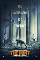 The Hunt - Swiss Movie Poster (xs thumbnail)
