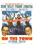 On the Town - Movie Poster (xs thumbnail)