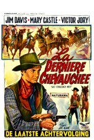 The Last Stagecoach West - Belgian Movie Poster (xs thumbnail)