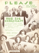 The Big Broadcast - Movie Poster (xs thumbnail)