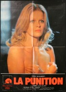 La punition - Italian Movie Poster (xs thumbnail)