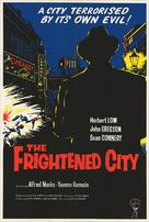 The Frightened City - British Movie Poster (xs thumbnail)