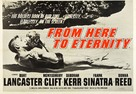 From Here to Eternity - British Movie Poster (xs thumbnail)