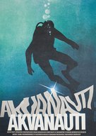 Akvanavty - Czech Movie Poster (xs thumbnail)