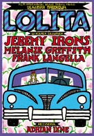 Lolita - Polish Movie Poster (xs thumbnail)