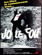 Crazy Joe - French Movie Poster (xs thumbnail)