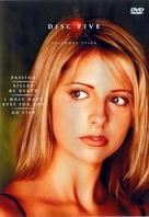 """Buffy the Vampire Slayer"" - DVD movie cover (xs thumbnail)"