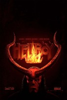 Hellboy - Italian Movie Poster (xs thumbnail)