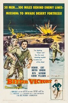 Bitter Victory - Movie Poster (xs thumbnail)