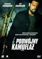 Deep Cover - Polish DVD cover (xs thumbnail)