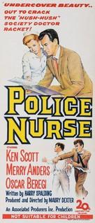 Police Nurse - Australian Movie Poster (xs thumbnail)