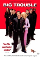 Big Trouble - DVD movie cover (xs thumbnail)