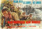 The Bridge on the River Kwai - German Movie Poster (xs thumbnail)