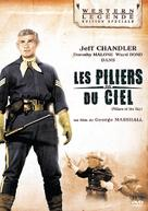Pillars of the Sky - French DVD cover (xs thumbnail)