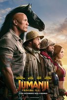 Jumanji: The Next Level - Brazilian Movie Poster (xs thumbnail)
