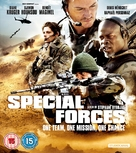 Forces spéciales - British Blu-Ray cover (xs thumbnail)