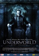 Underworld: Rise of the Lycans - Polish Movie Poster (xs thumbnail)