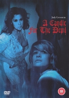 Una vela para el diablo - British DVD cover (xs thumbnail)