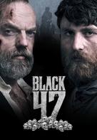 Black 47 - German Movie Cover (xs thumbnail)