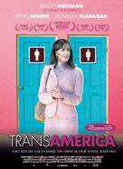 Transamerica - Danish Movie Poster (xs thumbnail)