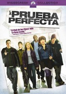The Perfect Score - Argentinian DVD movie cover (xs thumbnail)