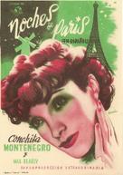 La vie parisienne - Spanish Movie Poster (xs thumbnail)