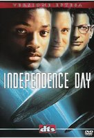 Independence Day - Italian DVD movie cover (xs thumbnail)