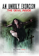 Chronicles of an Exorcism - DVD cover (xs thumbnail)