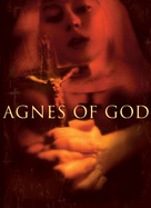 Agnes of God - DVD movie cover (xs thumbnail)