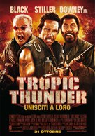 Tropic Thunder - Italian Movie Poster (xs thumbnail)