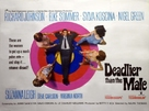 Deadlier Than the Male - British Movie Poster (xs thumbnail)
