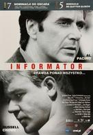 The Insider - Polish Movie Poster (xs thumbnail)