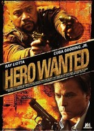 Hero Wanted - French DVD cover (xs thumbnail)