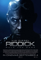 Riddick - British Movie Poster (xs thumbnail)