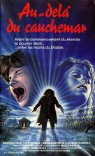 Twisted Nightmare - French VHS movie cover (xs thumbnail)