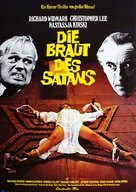 To the Devil a Daughter - German Movie Poster (xs thumbnail)