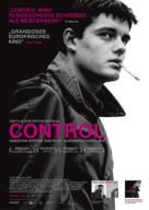 Control - Austrian Movie Poster (xs thumbnail)