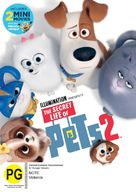 The Secret Life of Pets 2 - New Zealand DVD movie cover (xs thumbnail)