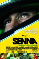 Senna - Brazilian Movie Poster (xs thumbnail)