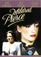 Mildred Pierce - British DVD movie cover (xs thumbnail)