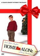Home Alone - DVD cover (xs thumbnail)
