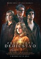 Hereditary - Slovak Movie Poster (xs thumbnail)
