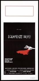 Solamente nero - Italian Movie Poster (xs thumbnail)