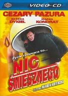 Nic smiesznego - Polish Movie Cover (xs thumbnail)