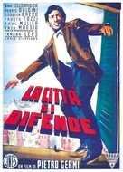 Città si difende, La - Italian Movie Poster (xs thumbnail)