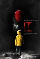 It - Brazilian Movie Poster (xs thumbnail)