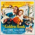 The Golden Hawk - Movie Poster (xs thumbnail)